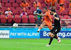 AVRO-2020: Niderland Avstriyaya qalib gələrək 1/8 finala yüksəlib - FOTO