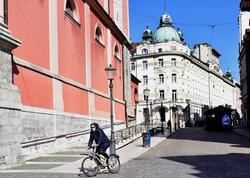Sloveniyada 2020-ci ilin oktyabrından ilk dəfə son sutkada koronavirusdan ölüm halı qeydə alınmayıb