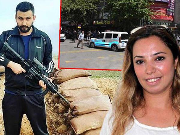 Türkiyədə HDP əməkdaşını öldürən şəxs saxlanıldı - FOTO