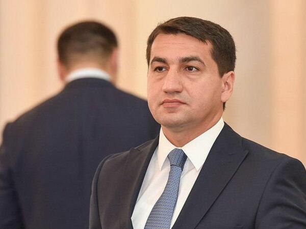 Azərbaycan Prezidentinin köməkçisi Antalya Diplomatiya Forumu çərçivəsində keçirilən paneldə çıxış edib