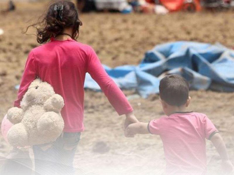 Suriyadan qaytarılan qadın və uşaqlar reabilitasiyaya cəlb olunublar