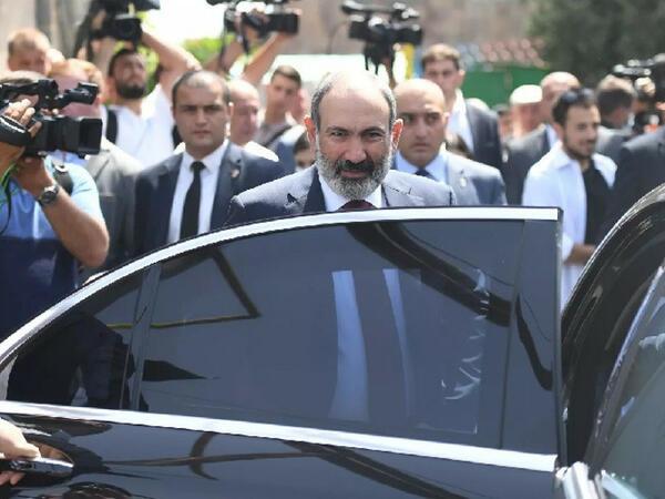 Elektron səsvermənin nəticəsi açıqlandı - Paşinyanın partiyası liderdir