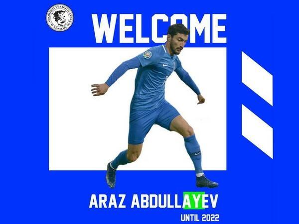 Araz Abdullayev Kipr klubu ilə müqavilə bağladı