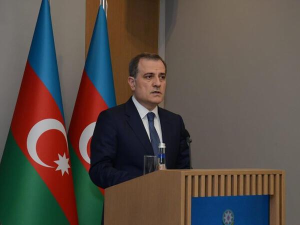 """Azərbaycan-Qazaxıstan hökumətlərarası komissiyanın iclası gözlənilir - <span class=""""color_red"""">Ceyhun Bayramov</span>"""