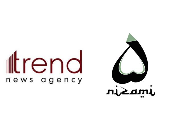 Trend BİA və Nizami Gəncəvi Beynəlxalq Mərkəzi arasında əməkdaşlıq memorandumu imzalanıb - FOTO
