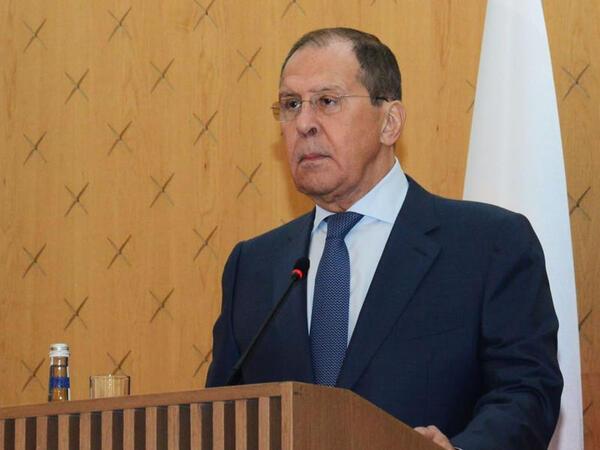 Lavrovdan Ermənistandakı seçkilər ilə bağlı açıqlama