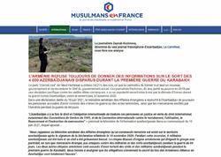 Fransa portalı: Ermənistan birinci Qarabağ müharibəsində itkin düşmüş 4000 azərbaycanlının taleyi barədə məlumat vermir