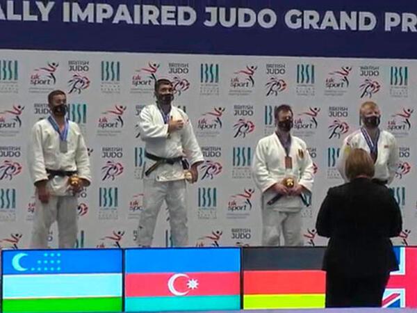 Azərbaycanlı idmançı Qran-Pridə birinci oldu