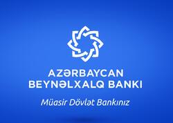 """""""Azərbaycan Beynəlxalq Bankı"""" ASC-nin səhmdarlarının ümumi yığıncağı keçirilib"""