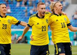AVRO-2020: İspaniya və İsveç də 1/8 finalda! - YENİLƏNİB - FOTO