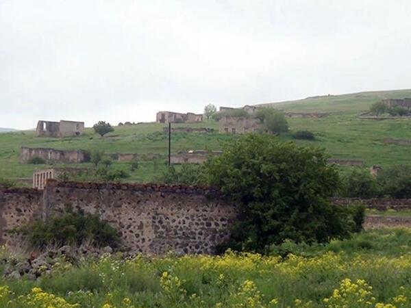 """Laçın rayonunun Qarakeçdi kəndi - <span class=""""color_red"""">VİDEO</span>"""