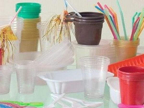 """Plastik qabların satışı dayandırılır - <span class=""""color_red"""">VİDEO</span>"""