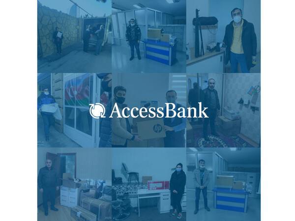 """""""AccessBank"""" özünüməşğulluq proqramı çərçivəsində 18 sahibkara dəstək oldu"""