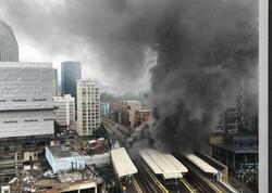 London metrosunda güclü partlayış - VİDEO - FOTO