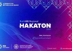 13 ölkədən nümayəndələrin iştirakı ilə 2-ci ABB Regional Hakatonu başlandı