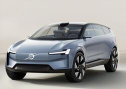 Volvo şirkəti yeni elektromobil konseptini təqdim edib - FOTO