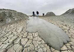 Palçıq vulkanları necə əmələ gəlir?