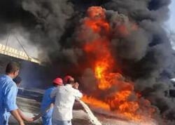 Dubay limanındakı partlayışın səbəbi açıqlandı