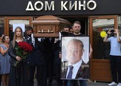 Bakılı rejissor Moskvada son mənzilə yola salındı
