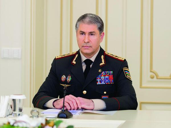 Vilayət Eyvazov polis mayoruna yüksək vəzifə verdi