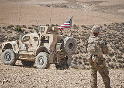 ABŞ-ın Suriyadakı bazasına raket atılıb