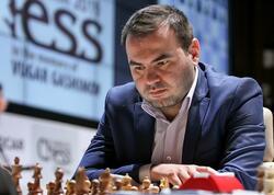Kasparov üzərində daha bir qələbə qazanan Şəhriyar 6-cı yeri tutub