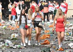 """London finaldan sonra bu hala düşdü... – <span class=""""color_red"""">FOTOlar</span>"""