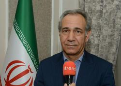İran azad olunan Azərbaycan ərazilərinə yaxın məkanda bazar yaradır