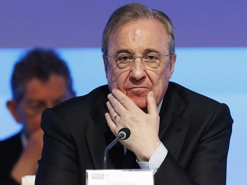 """""""Real Madrid""""in prezidenti Kasilyas və Raulu fırıldaqçı adlandırdı"""