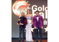 """Beynəlxalq &quot;Golden Palm Awards&quot; ilk dəfə olaraq Bakıda keçirilib - <span class=""""color_red""""> FOTO</span>"""