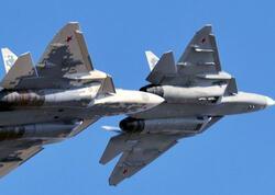 Rus qırıcıları ABŞ bombardmançılarını tutmaq üçün havaya qalxdı
