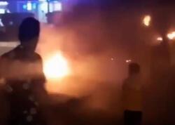 """Əhvazda keçirilən etirazlarda qan töküldü - <span class=""""color_red"""">İran polisi insanları atəşə tutub - VİDEO</span>"""