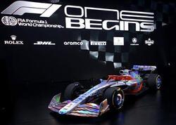 Formula 1 yeni bolidlərini nümayiş etdirdi