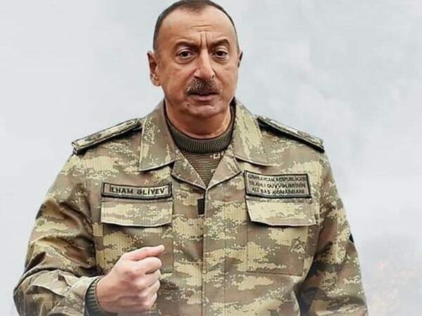 Azərbaycan Lideri: Ermənistan öz çirkin əməllərindən əl çəkmir