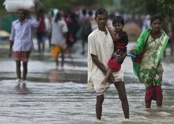 Hindistanda leysan 33 nəfərin ölümünə səbəb oldu