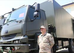 Türkiyə Gürcüstana hərbi maşınlar verdi