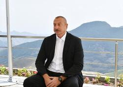 Prezident İlham Əliyevin Azərbaycan Televiziyasına müsahibəsi - VİDEO