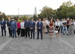 MEDİA-nın təşkilatçılığı ilə Milli Mətbuat və Jurnalistika Günü qeyd edilib - FOTO