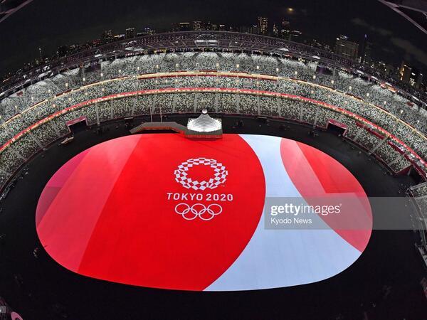 Olimpiadanın açılış mərasimindən - FOTOlar