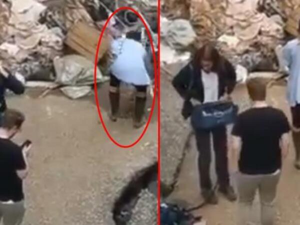 Tanınmış jurnalistin gizli çəkilmiş görüntüləri yayıldı, biabır oldu - VİDEO