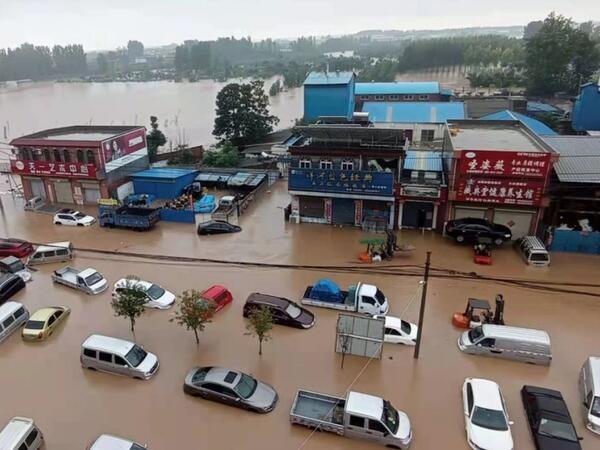 Çində şiddətli yağışlar səbəbindən ölənlərin sayı 51-ə yüksəlib