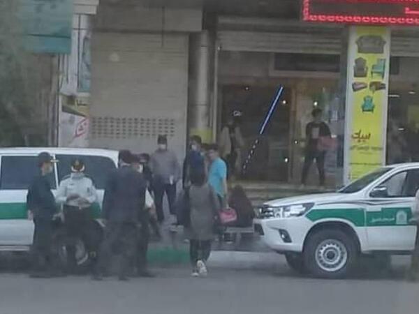 """İran şəhərləri qaynayır: """"su qiyamı"""" davam edir - FOTO"""