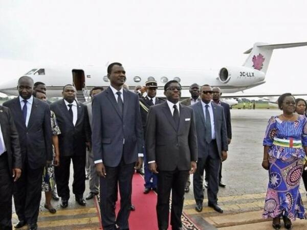 Londondan Qvineya prezidentinin oğluna və daha bir neçə korrupsionerə qarşı sanksiyalar