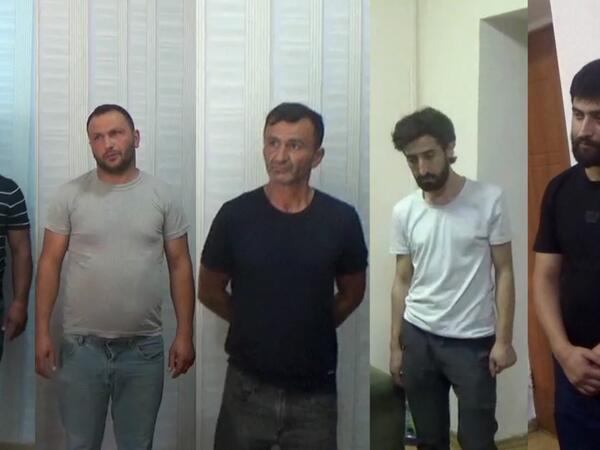 """Bir neçə şəhər və rayonda """"Patı"""" satanlar saxlanıldı - FOTO"""