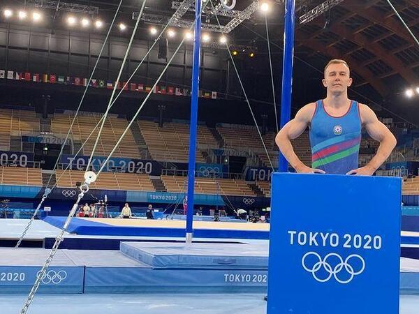Azərbaycan gimnastı Yay Olimpiya oyunlarında mübarizəyə qoşulur