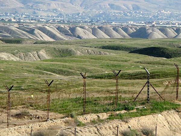 Qırğızıstan-Tacikistan sərhədində atışma olub