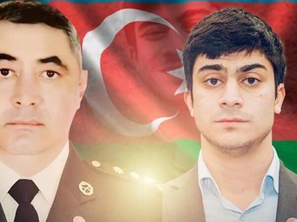"""Şəhid polkovnik İlqar Mirzəyevin oğlu hərbi xidmətə <span class=""""color_red"""">yola düşür</span>"""