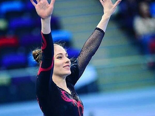 Azərbaycan gimnastı Marina Nekrasova Tokio Olimpiadasında təsnifat mərhələsində çıxış edib