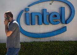 """""""Intel""""in xalis mənfəəti azalıb"""
