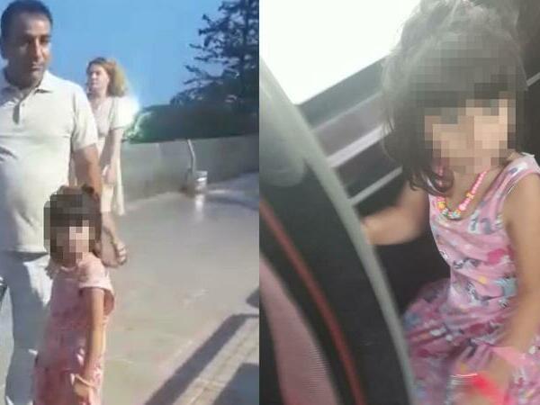 Ana 5 yaşlı qızını mikroavtobusda UNUTDU